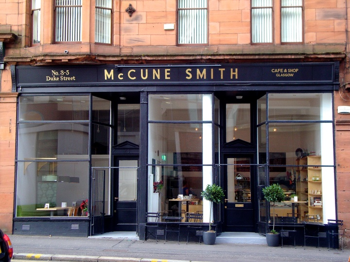 The Empire Café's restaurant will be part-managed by the chefs from McCune Smith