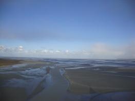 Across the baie to oblivion