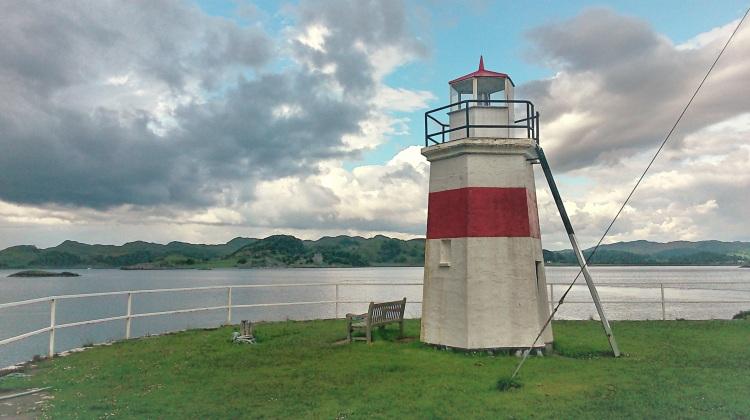 Crinan's lighthouse