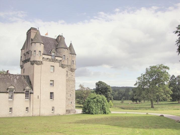 Castle Fraser 4