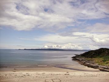 Camusdarach Skye view