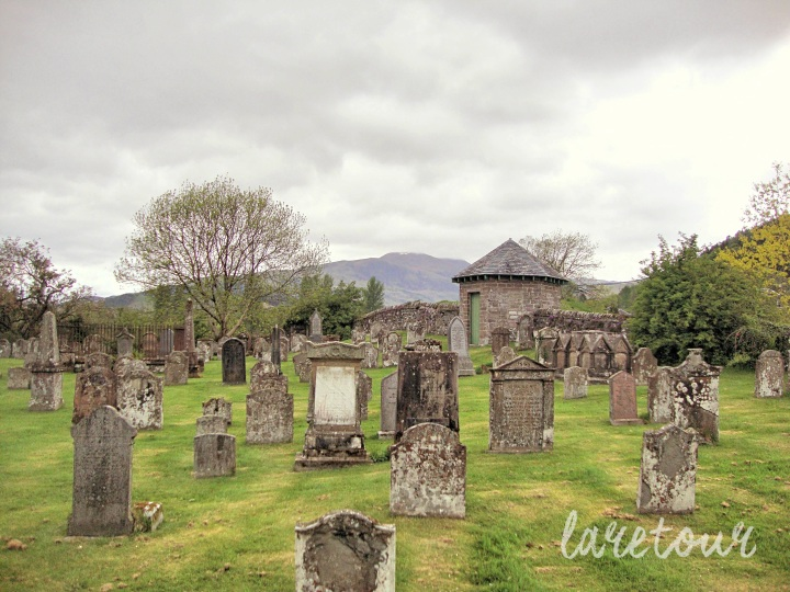 Callander Graveyard