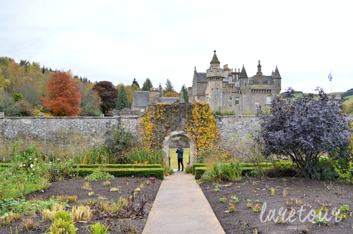 Exploring Abbotsford Castle on the Visit Scotland instameet