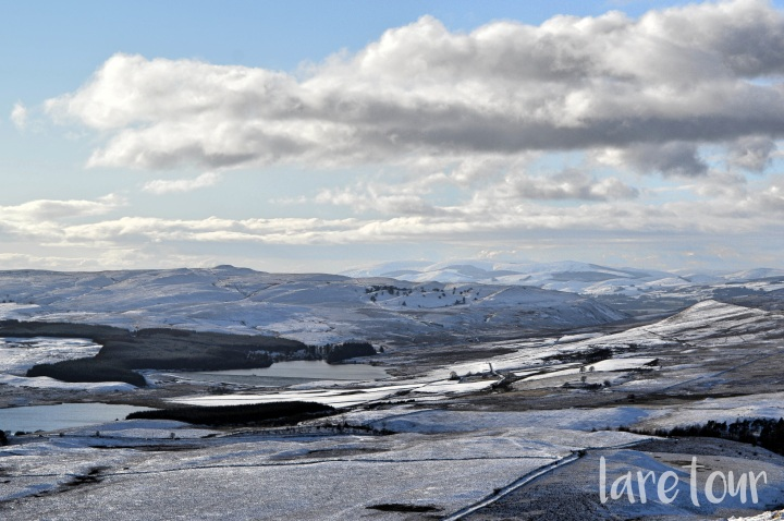 Walk in the Lomond Hills, Fife