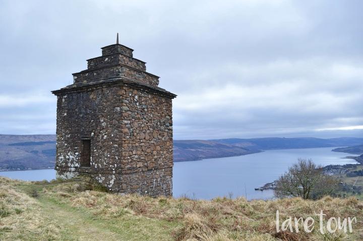 Dun na Cuaiche tower