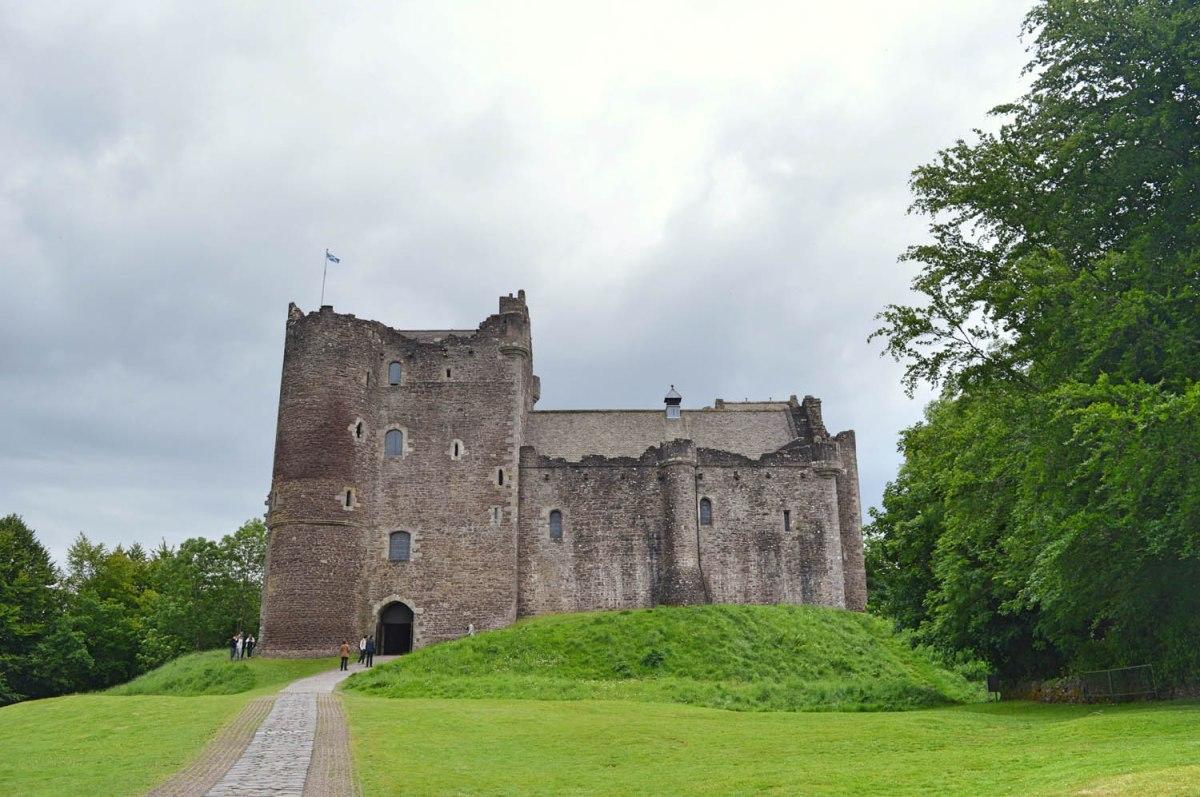 Discovering Doune Castle