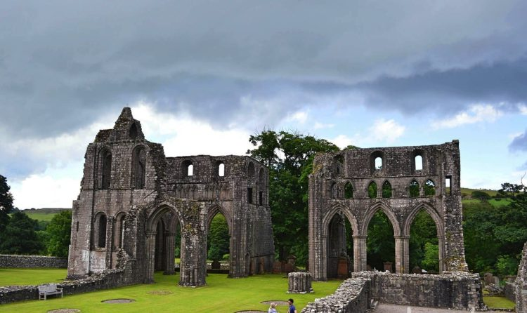 Dundrennan Abbey, Dumfries & Galloway