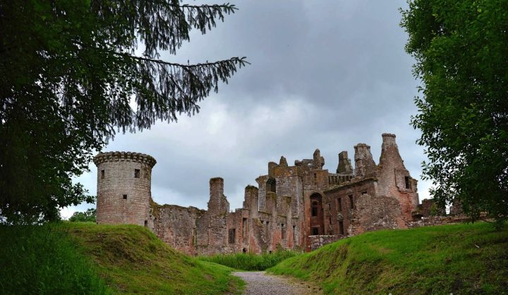 Caerlaverock Castle, Dumfries & Galloway