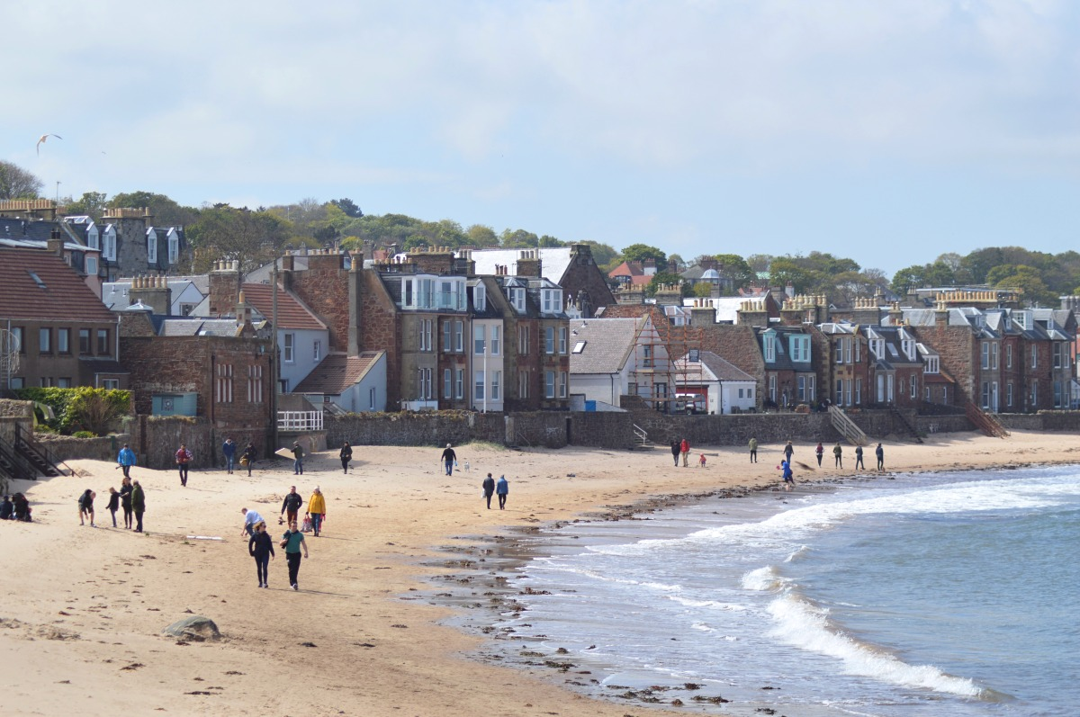 Exploring East Lothian: North Berwick