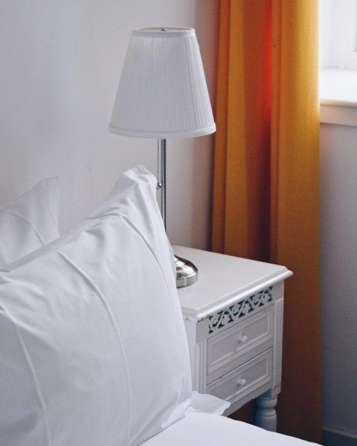 One of the en-suite bedrooms at Kettles
