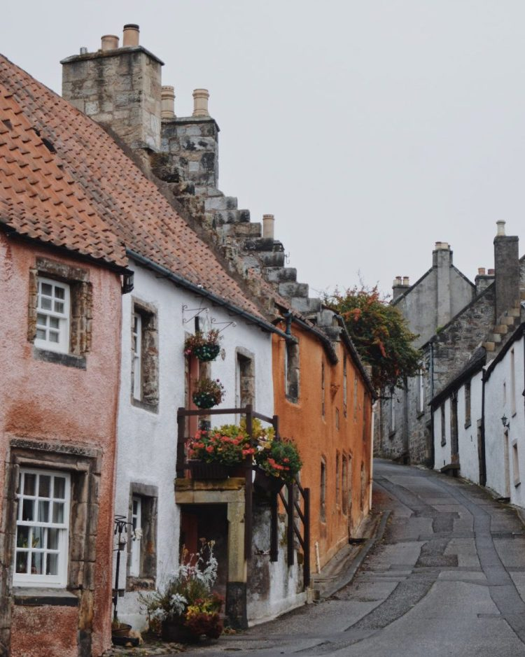 Colourful Fife streets