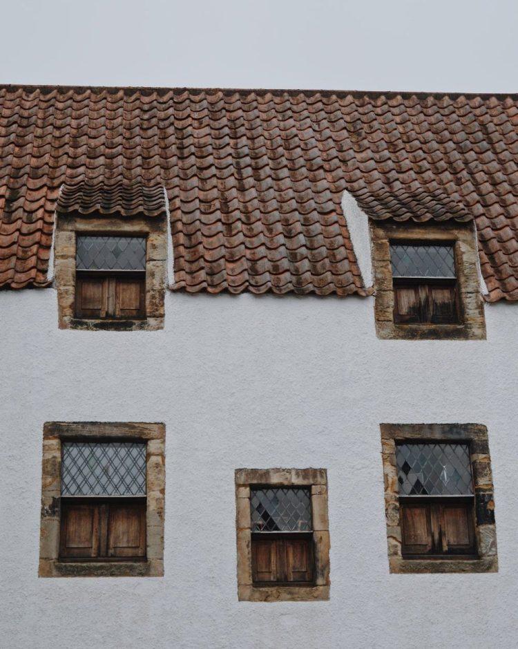 Windows of Culross