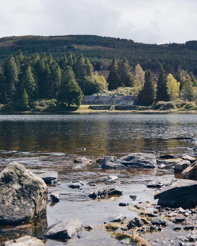 A Perthshire loch